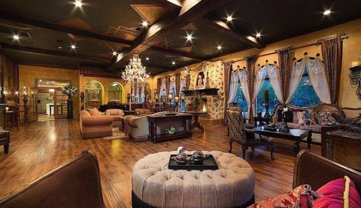 Тур по дому Майкла Джексона в Лас-Вегасе [фото и видео]