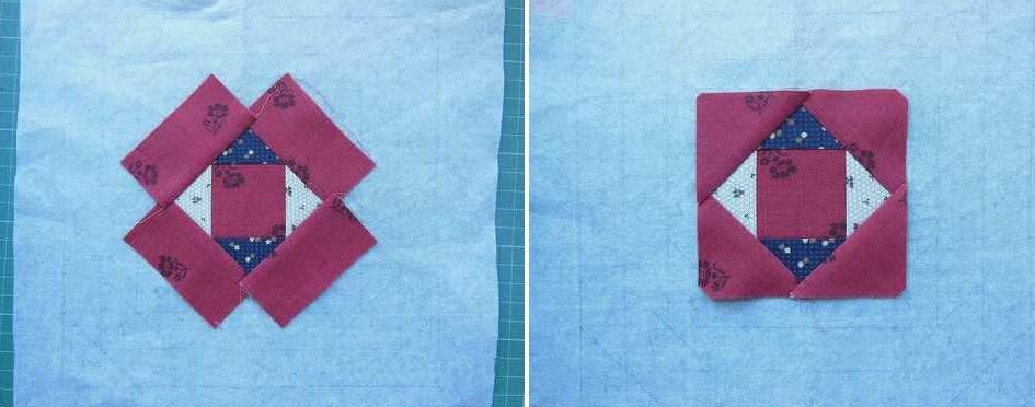 Подушка пэчворк русский квадрат своими руками