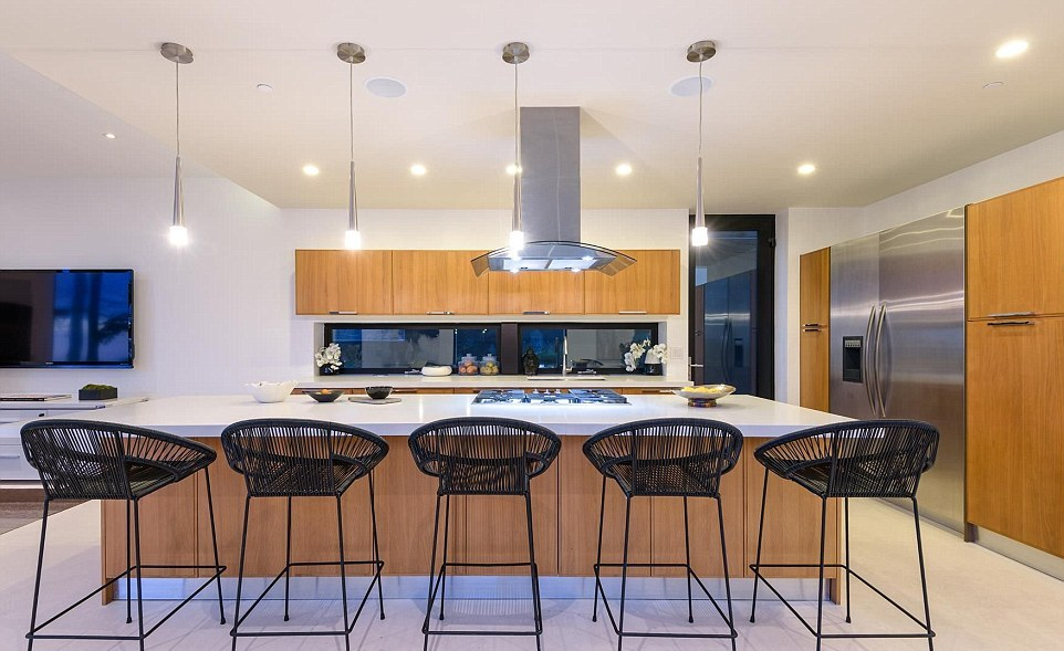 Дом в стиле модерн на Голливудских холмах - как устроился Дольф Лунгрен