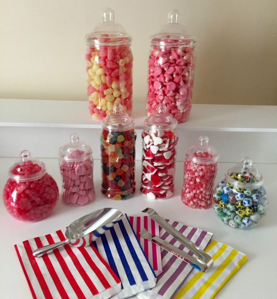Аксессуары для сладкого стола