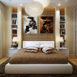Создаем дизайн для маленькой спальни 11 кв. м: расширяем функциональность