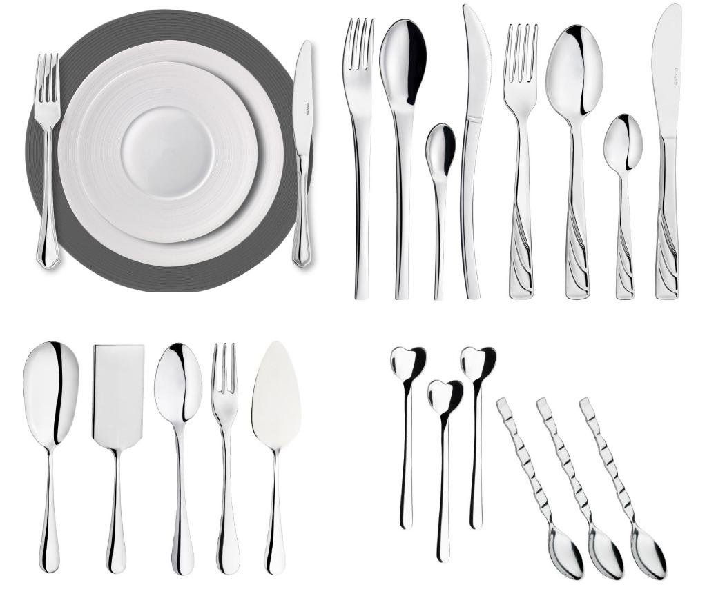 Посуда и приборы для сервировки стола