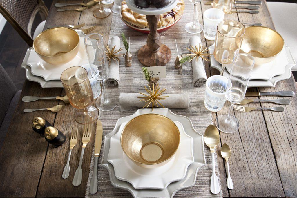 Большие блюда для сервировки стола