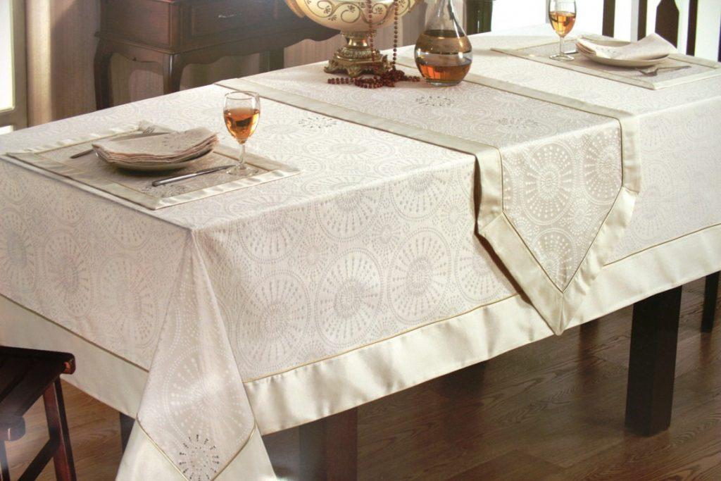 Скатерть на стол