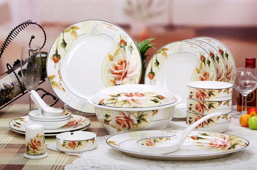 Сервируем стол со вкусом: подбор посуды, приборов и аксессуаров [стильные наборы]