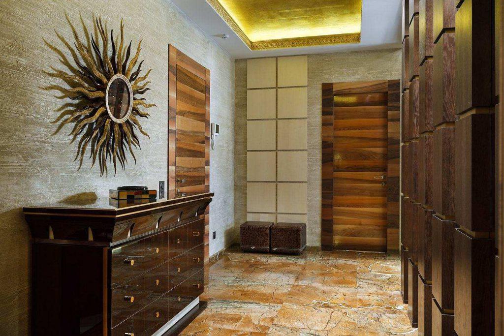 Межкомнатные двери в эко-стиле