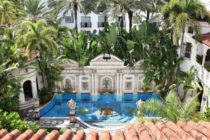 [дом как у звезды] черты интерьера аппартаментов Джанни Версаче