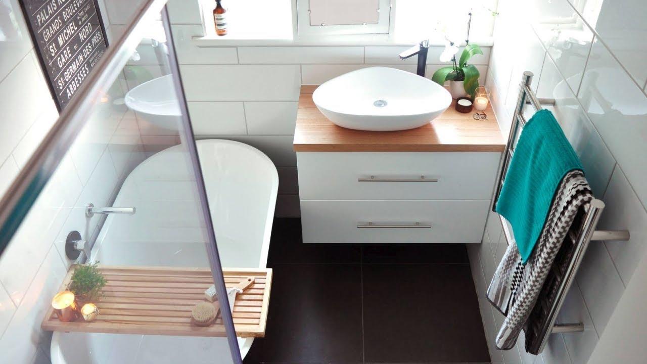 Ванная: как организовать хранение чтобы не прибираться каждый день?