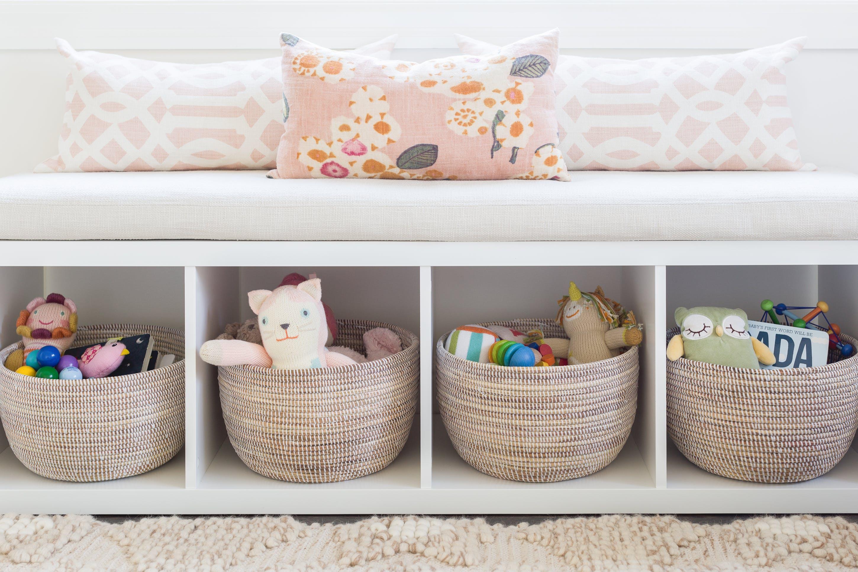 С такой системой хранения Ваши вещи больше не будут валяться по дому: 8 идей!