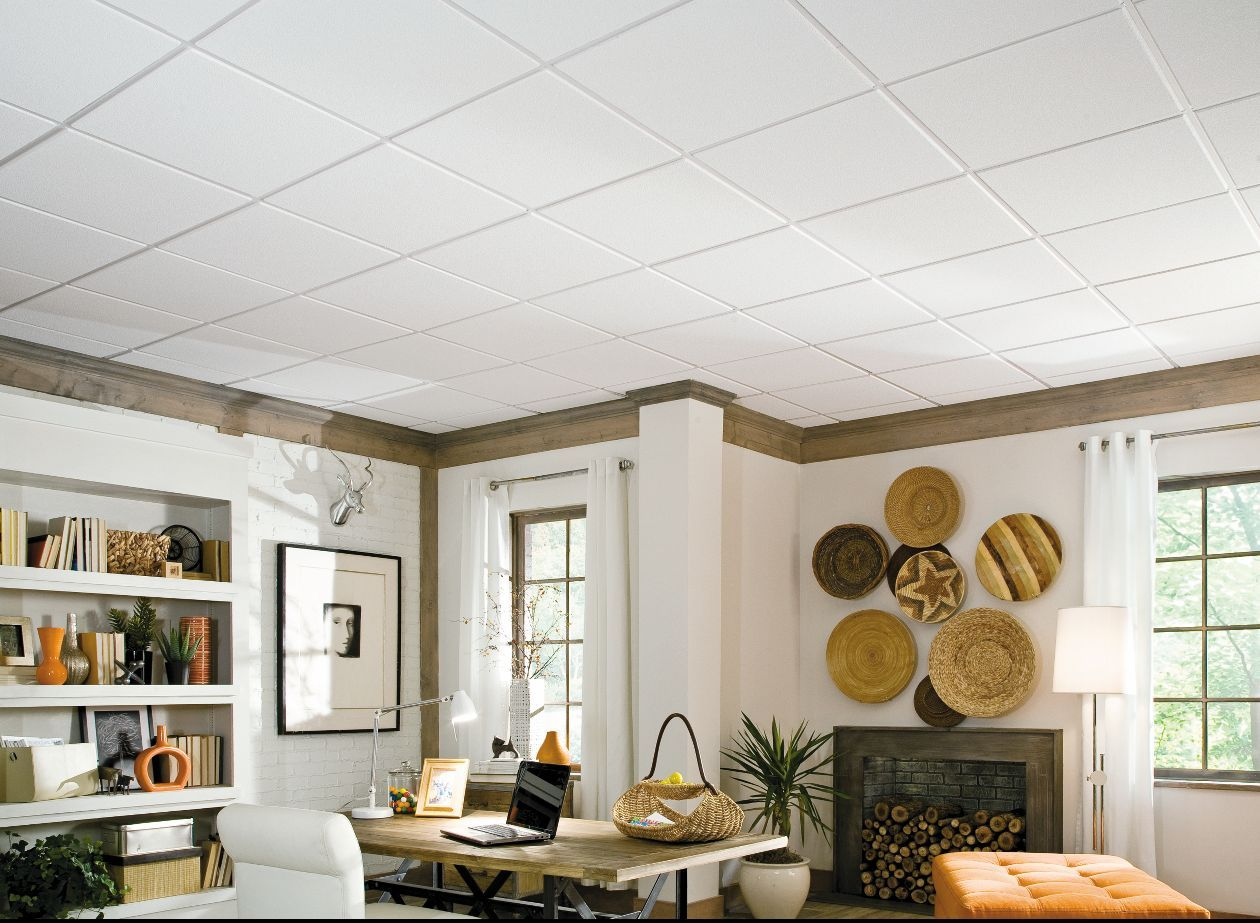 Посмотри на верх: какой потолок выбрать в 2019?
