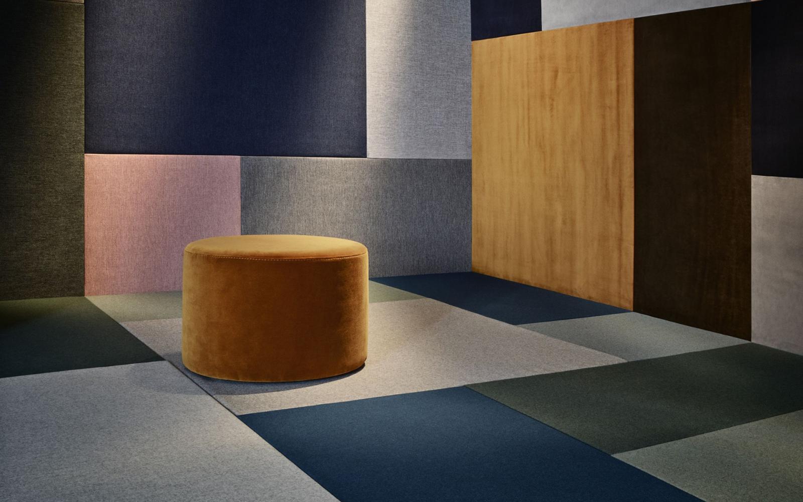 Оригинальные варианты оформления центра комнаты (стильно и красиво)
