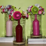 Стильные вазы своими руками: простые способы обновления обстановки дома