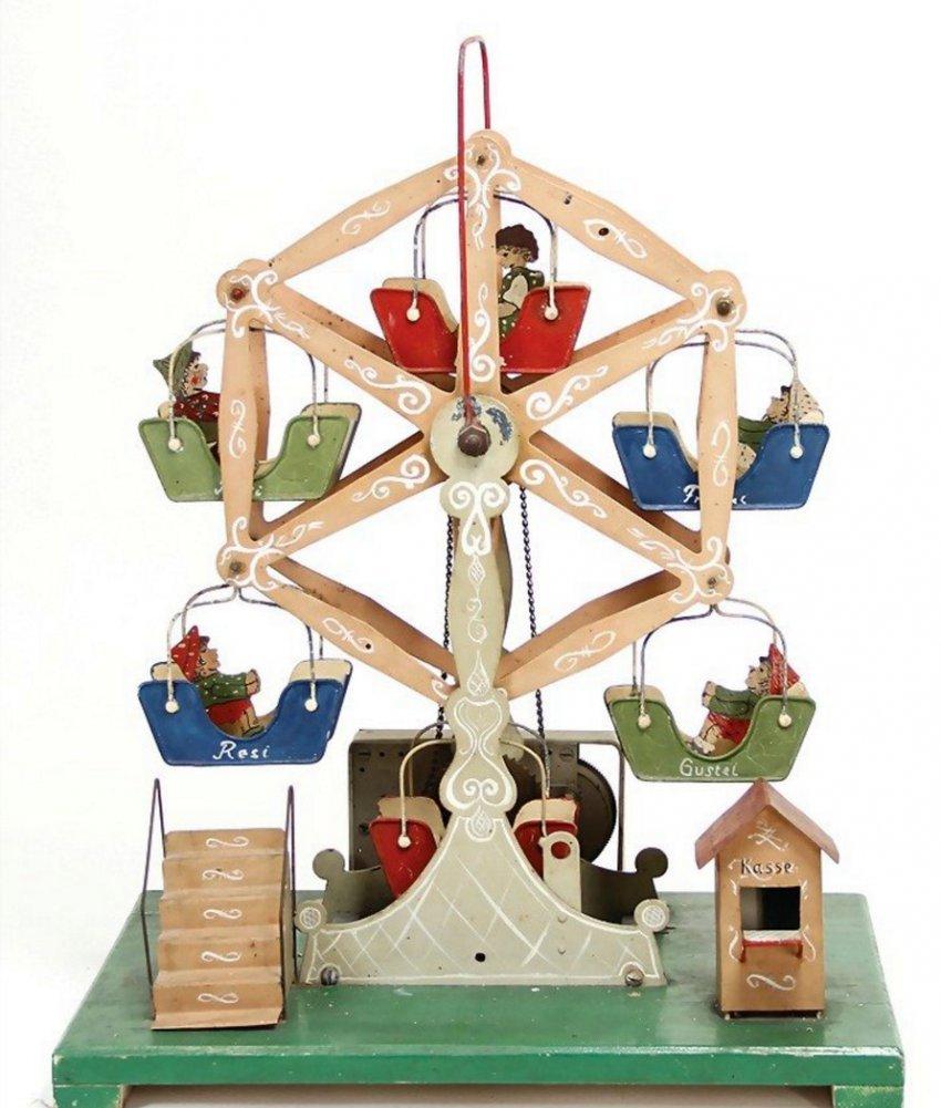 Как вписать детские игрушки в интерьер?