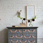 Как декупаж поможет обновить мебель быстро и дешево