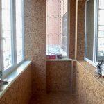 Внутреннее утепление балкона как часть дизайна