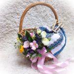 Какие цветы подходят для украшения дома к Пасхе?