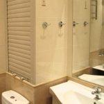 7 оригинальных способов спрятать трубы в ванной