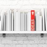 Как вписать книги в стильный и современный интерьер
