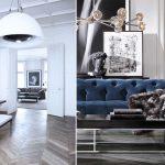 Модные цвета корпусной мебели 2019