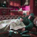 """Хорошо быть физруком: интерьер Фомы из сериала """"Физрук"""""""