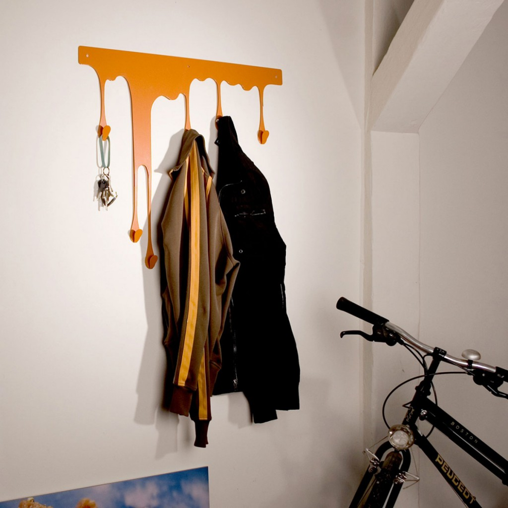 [Экономия] Уникальные вешалки для одежды своими руками