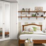 Как организовать скрытое хранение в спальне