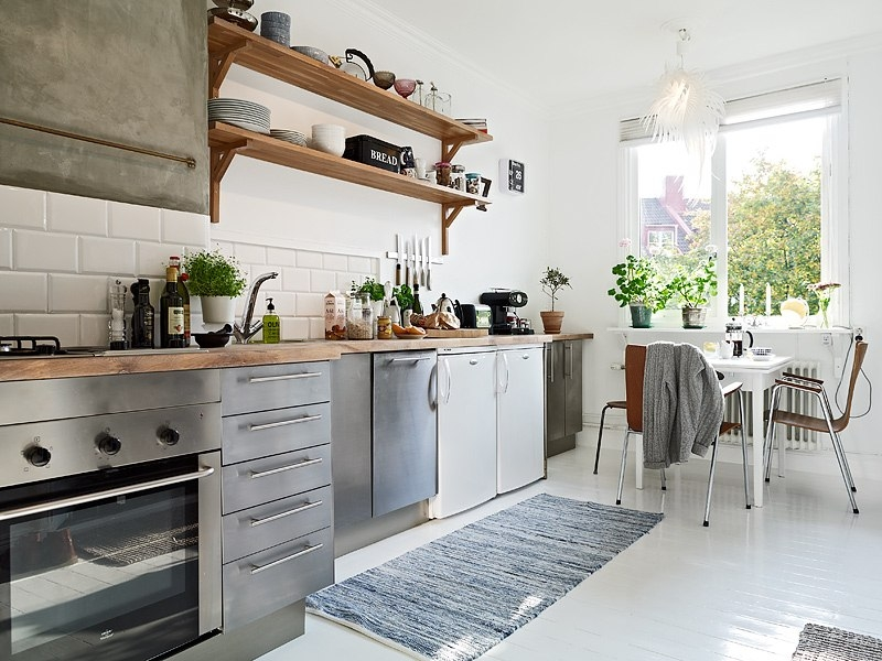 Коврик на кухню в стиле кантри