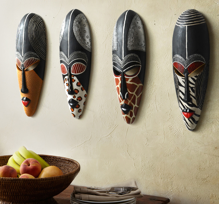 7 предметов декора из экзотических стран
