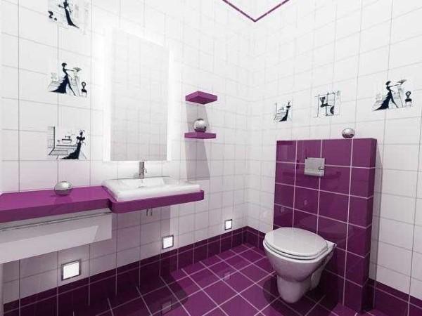 Оформление туалета: разрабатываем дизайн сами