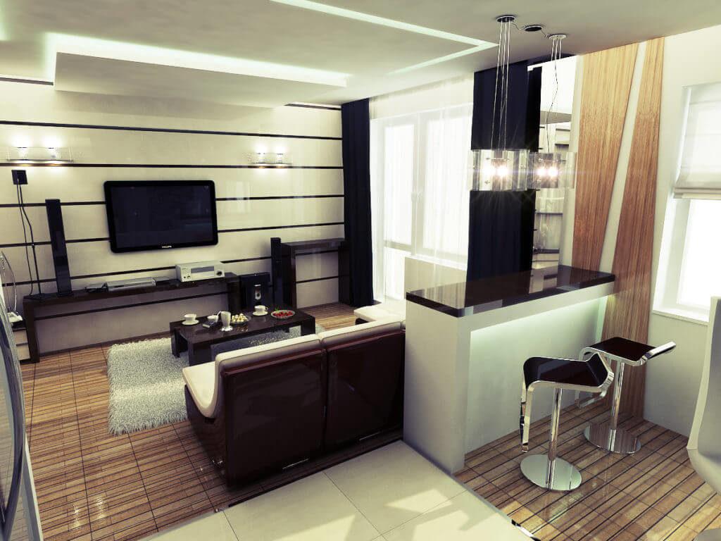 7 вещей без которых нельзя оформить квартиру студию