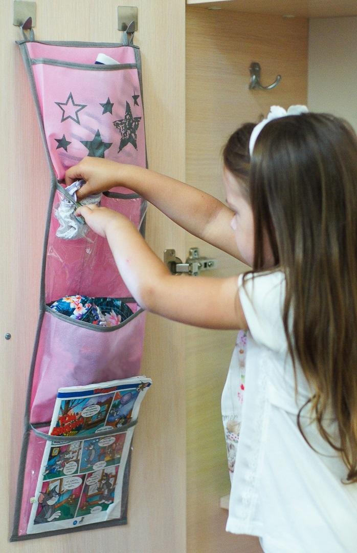 ТОП-5 самых практичных вариантов хранения детских игрушек