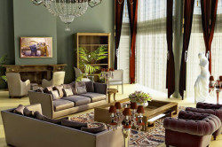 Как оформить интерьер зала в классическом стиле