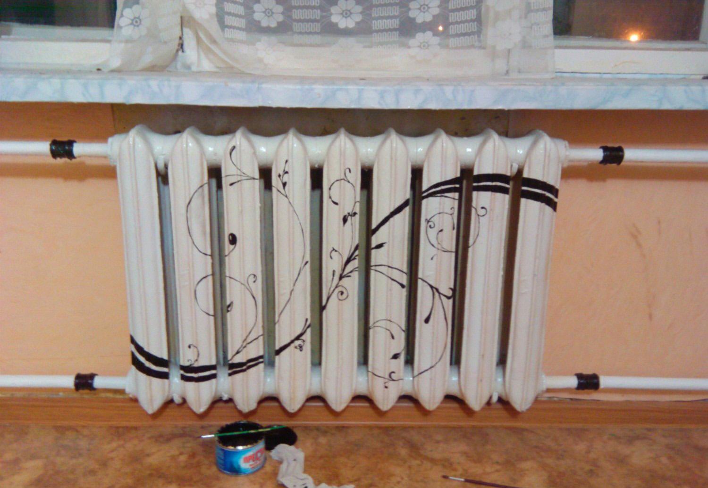 Самые оригинальные идеи для обшивки батарей отопления