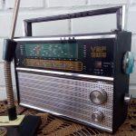 Старая электроника как декор нового интерьера