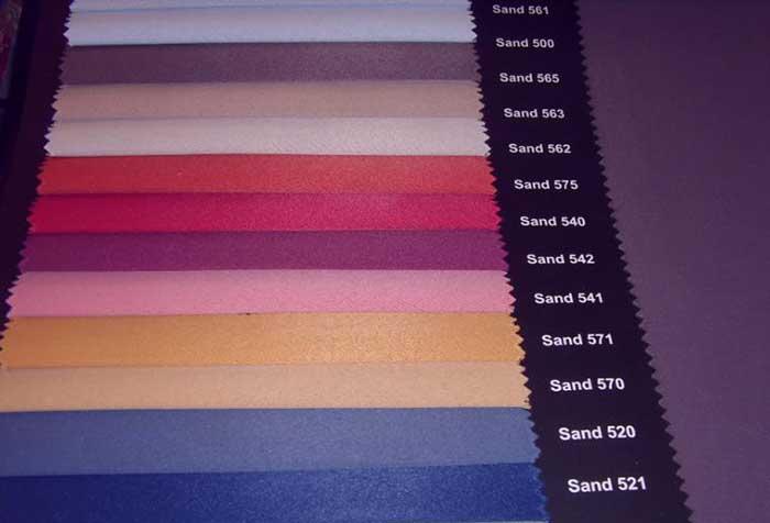 Негорючие ткани для штор – надежная защита от пожара