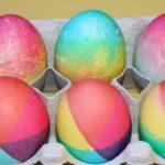 Самые интересные способы украшения яиц к Пасхе