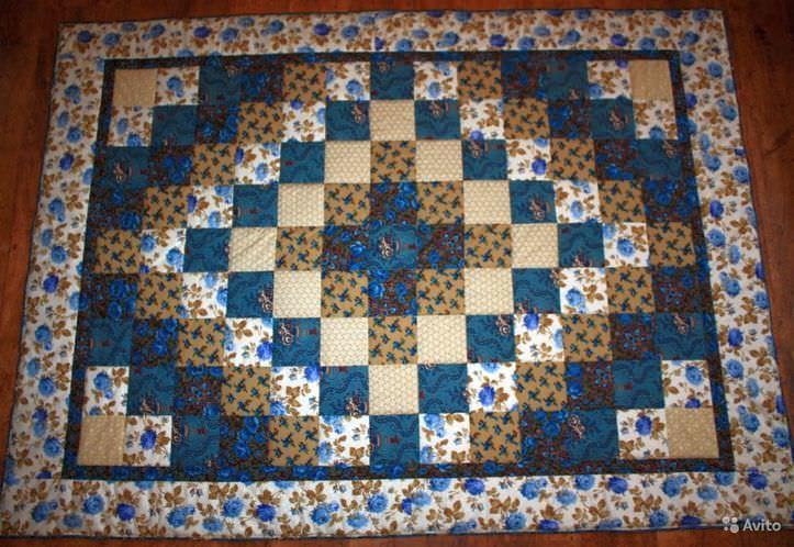 Лоскутное одеяло - Pinterest