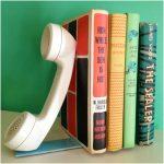 Оригинальные способы вписать стационарный телефон в интерьер