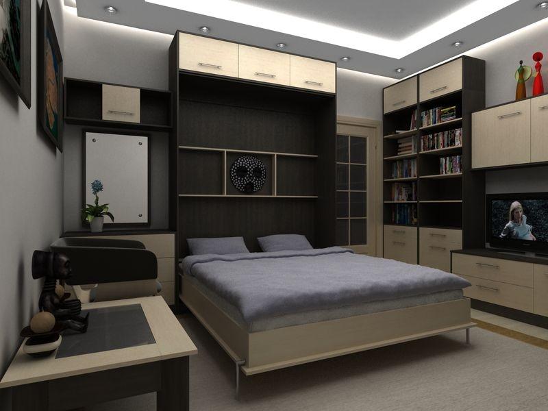 кровать трансформер своими руками сборка конструкции