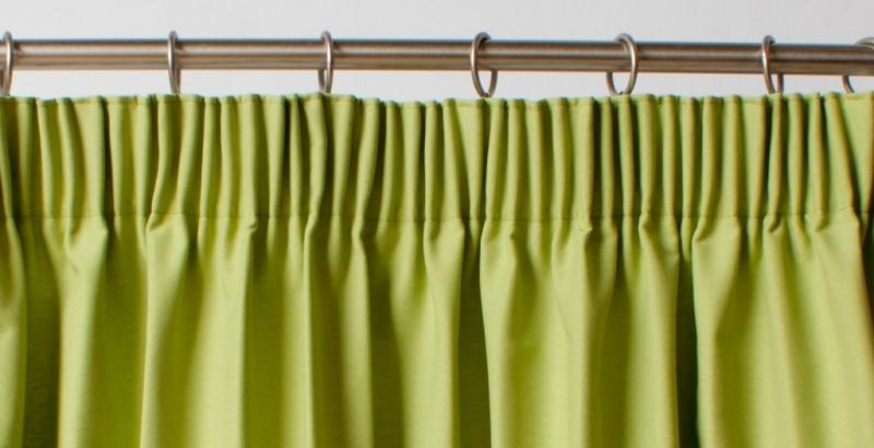 Как сделать складки на шторах из тюля правильно: инструкция