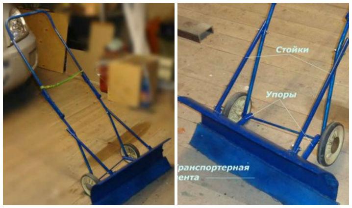 Лопата для уборки снега санкт-петербург