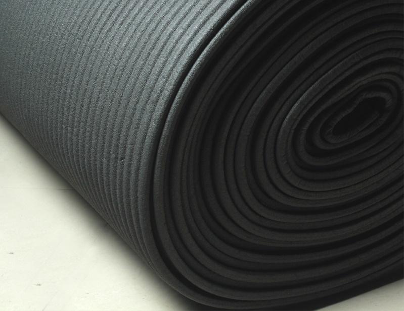 Подложка противоскользящая под ковер на основе каучука