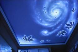 Как сделать трафареты для потолка своими руками?