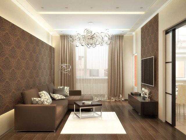Стили в интерьере жилого дома, дом в стиле барокко