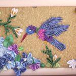 Панно на стену из ткани — креативный декор своими руками