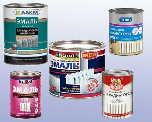 Основные преимущества алкидной краски