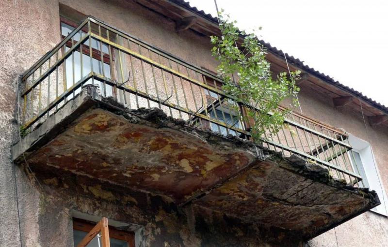 Закрыть фасад здания на время ремонта