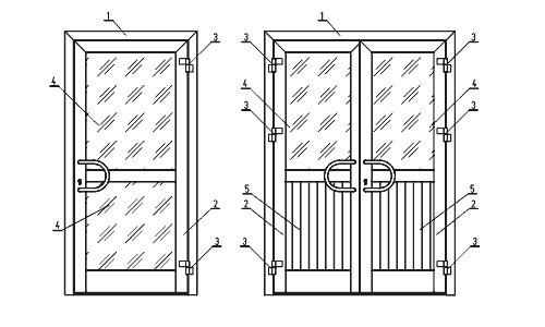 Установка пластиковых дверей своими руками: инструкция (фото и видео)