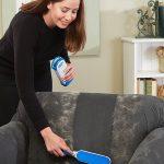 Как легко и быстро очистить ковер от шерсти: проверенные методы и доступные средства