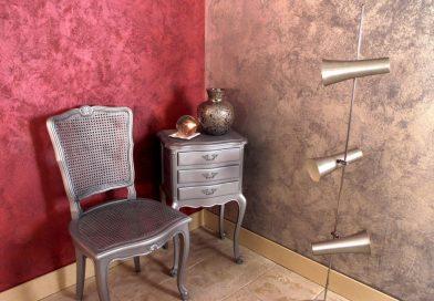 Комнаты в которых не стоит использовать декоративную штукатурку